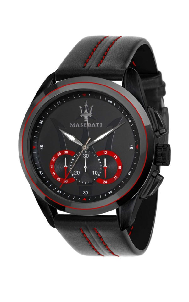 MASERATI R8871612023 Ανδρικό Ρολόι Quartz Χρονογράφος Ακριβείας