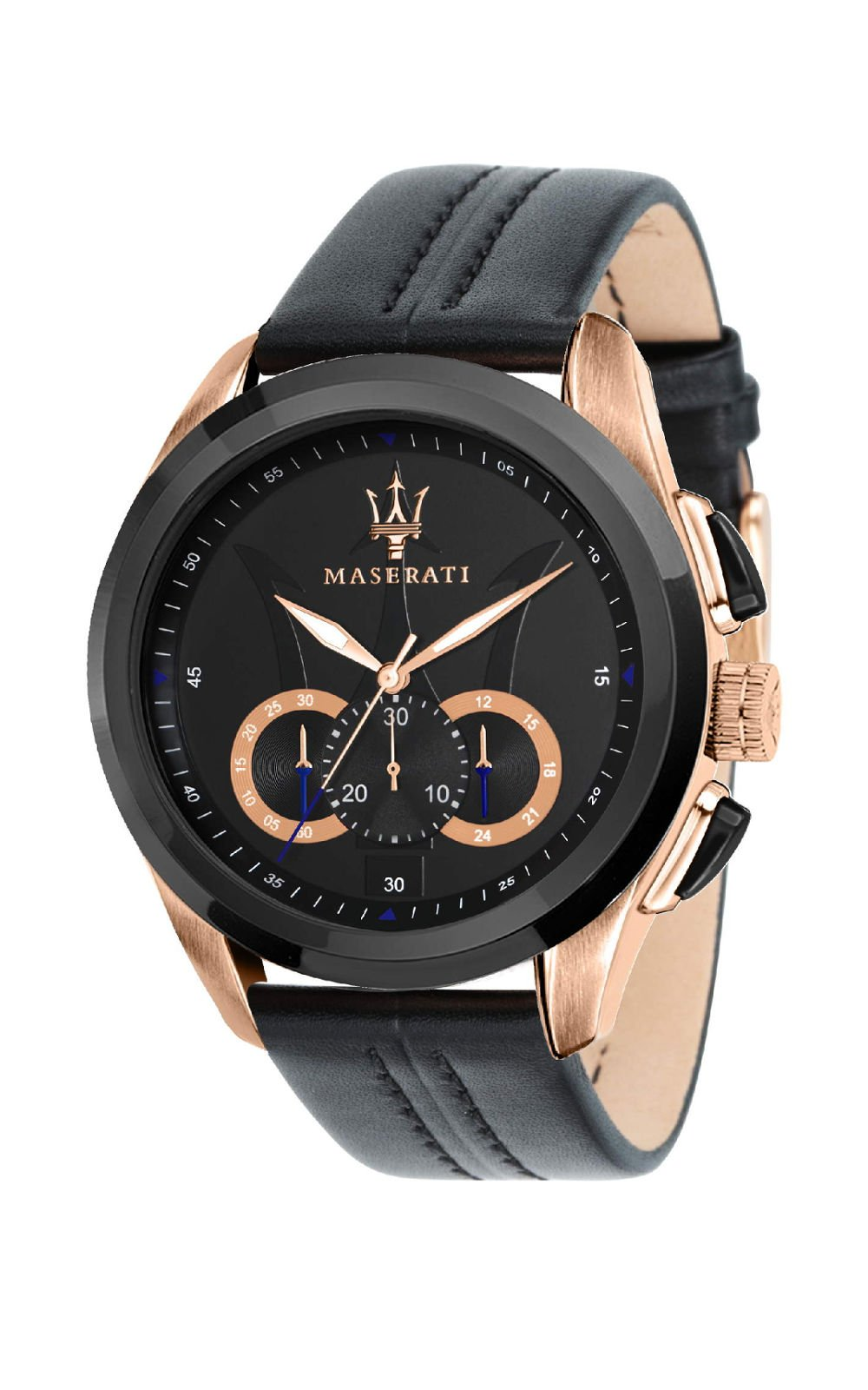 MASERATI R8871612025 Ανδρικό Ρολόι Quartz Χρονογράφος Ακριβείας