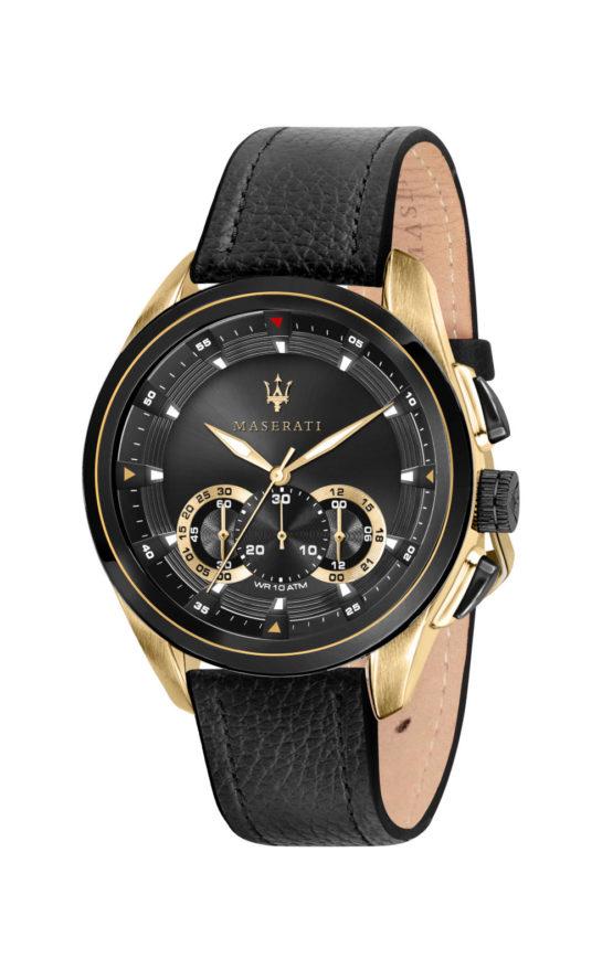 MASERATI R8871612033 Ανδρικό Ρολόι Quartz Χρονογράφος Ακριβείας