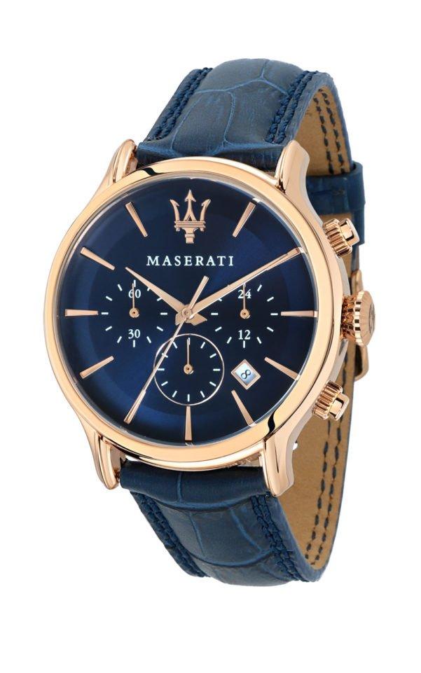 MASERATI R8871618007 Ανδρικό Ρολόι Quartz Χρονογράφος Ακριβείας