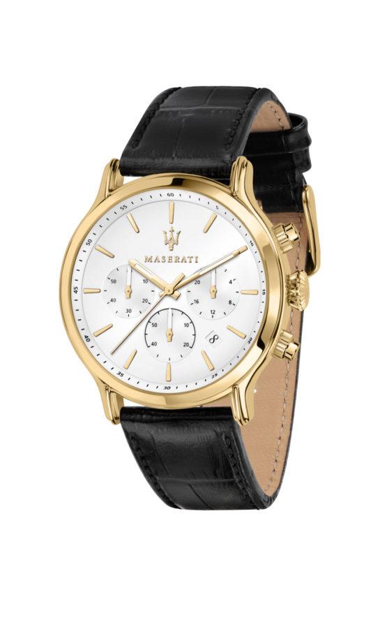 MASERATI R8871618012 Ανδρικό Ρολόι Quartz Χρονογράφος Ακριβείας