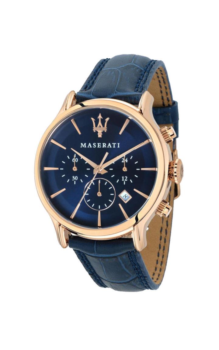 MASERATI R8871618013 Ανδρικό Ρολόι Quartz Χρονογράφος Ακριβείας