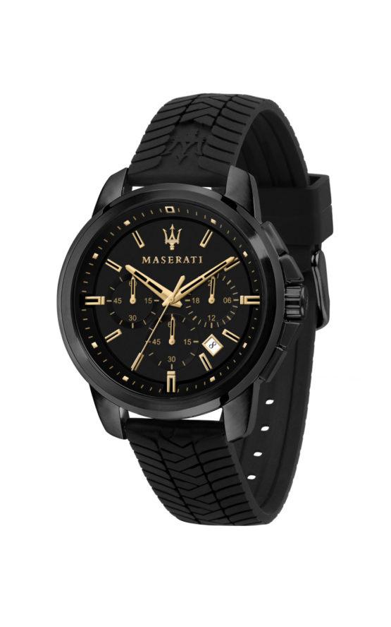 MASERATI R8871621011 Ανδρικό Ρολόι Quartz Χρονογράφος Ακριβείας