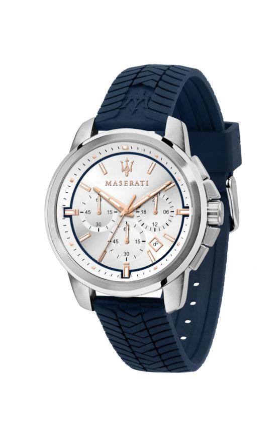 MASERATI R8871621013 Ανδρικό Ρολόι Quartz Χρονογράφος Ακριβείας