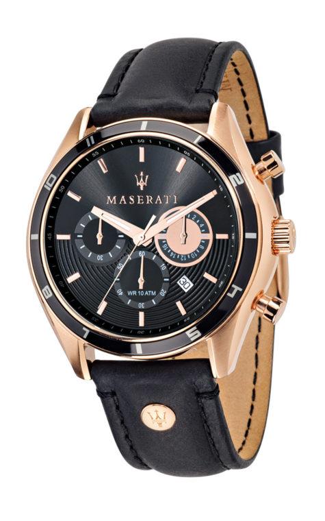 MASERATI R8871624001 Ανδρικό Ρολόι Quartz Χρονογράφος Ακριβείας