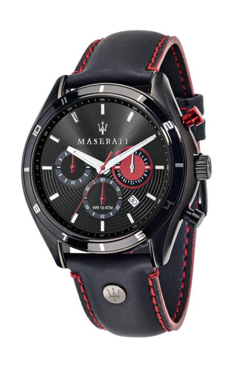 MASERATI R8871624002 Ανδρικό Ρολόι Quartz Χρονογράφος Ακριβείας