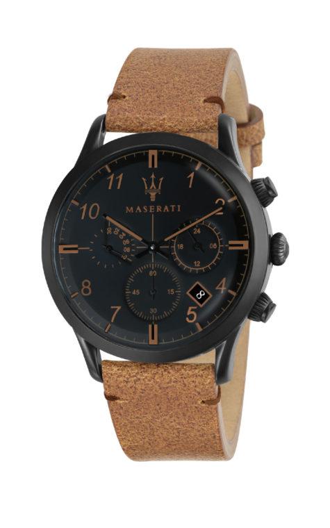 MASERATI R8871625003 Ανδρικό Ρολόι Quartz Χρονογράφος Ακριβείας