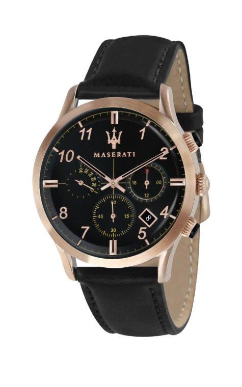 MASERATI R8871625004 Ανδρικό Ρολόι Quartz Χρονογράφος Ακριβείας