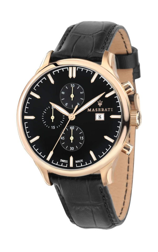MASERATI R8871626004 Ανδρικό Ρολόι Quartz Χρονογράφος Ακριβείας