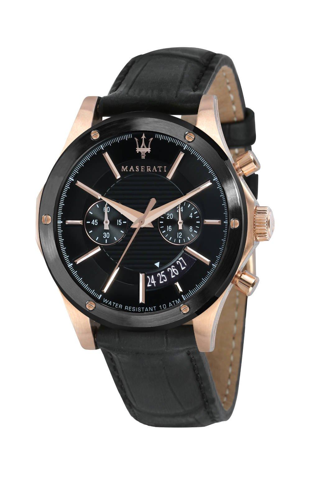 MASERATI R8871627001 Ανδρικό Ρολόι Quartz Χρονογράφος Ακριβείας