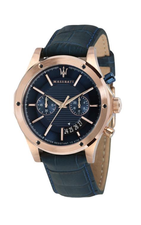 MASERATI R8871627002 Ανδρικό Ρολόι Quartz Χρονογράφος Ακριβείας