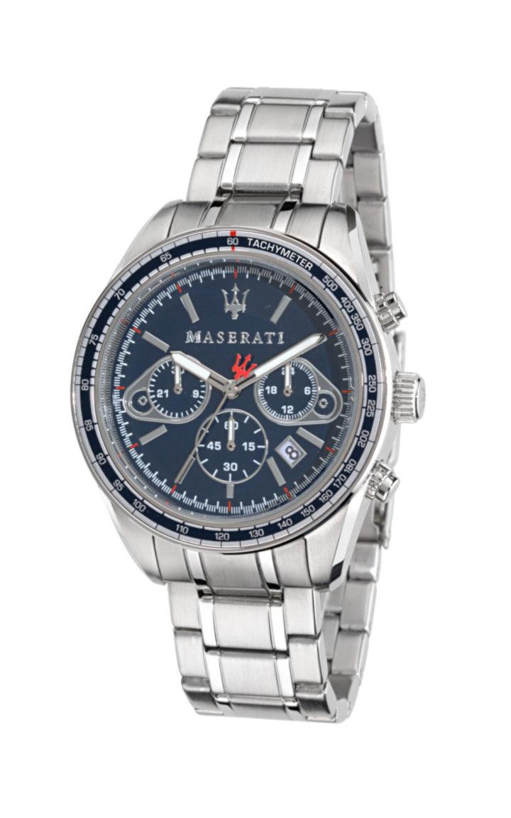 MASERATI R8873602002 Ανδρικό Ρολόι Quartz Χρονογράφος Ακριβείας