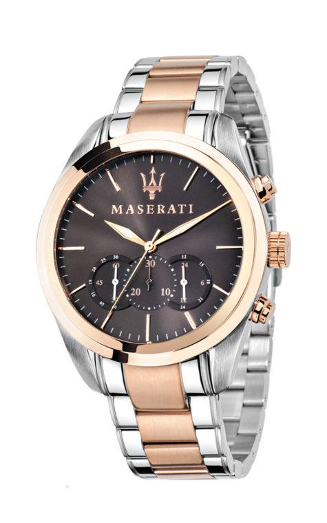 MASERATI R8873612003 Ανδρικό Ρολόι Quartz Χρονογράφος Ακριβείας