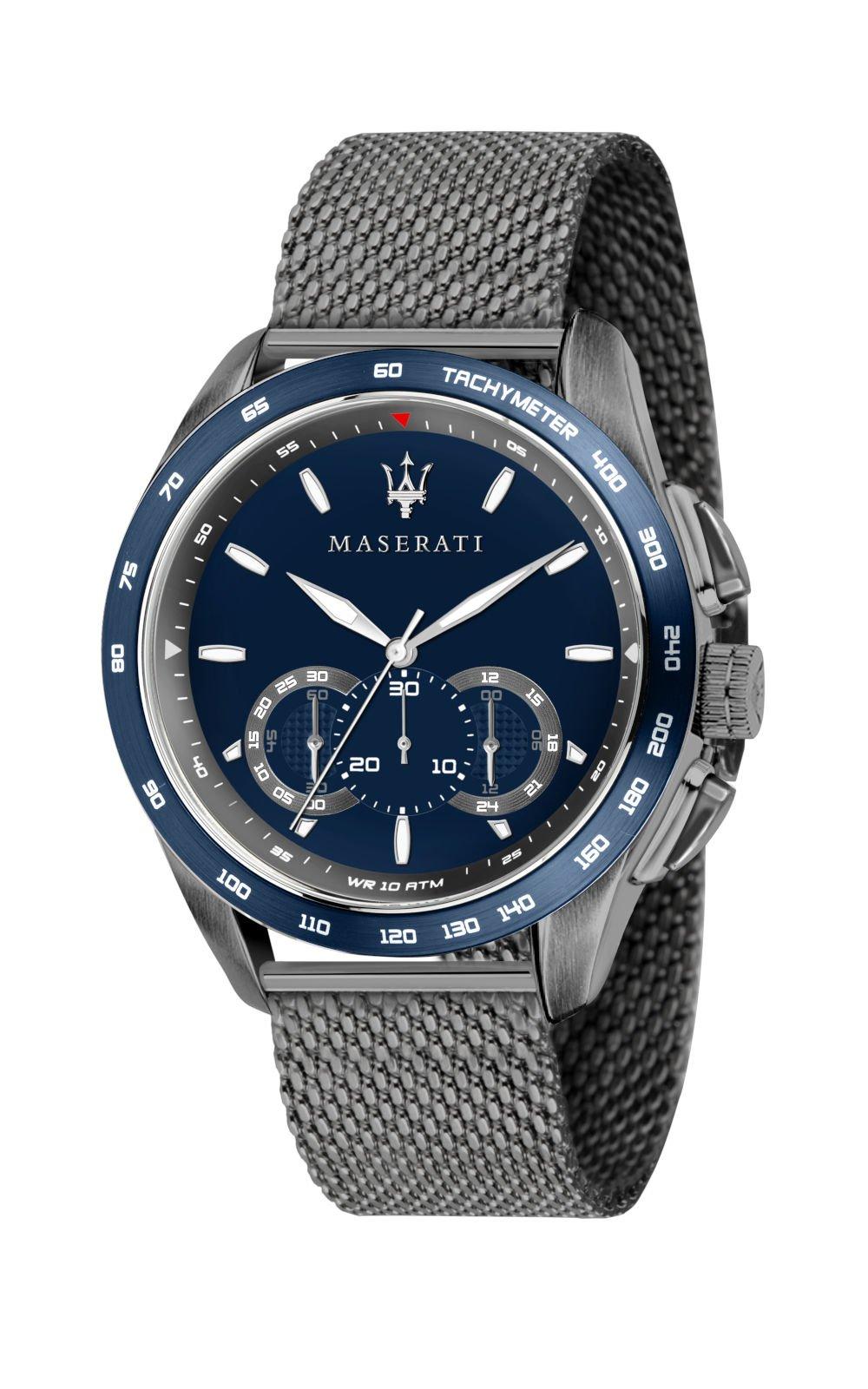 MASERATI TRAGUARDO R8873612009 Ανδρικό Ρολόι Quartz Χρονογράφος Ακριβείας be955d6b97b
