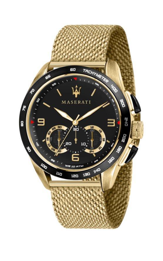 MASERATI R8873612010 Ανδρικό Ρολόι Quartz Χρονογράφος Ακριβείας