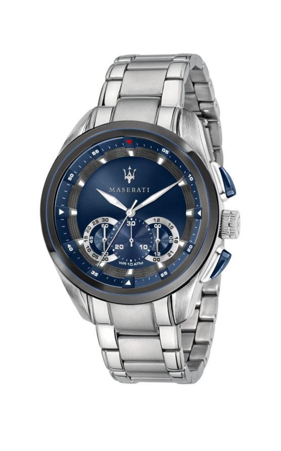 MASERATI R8873612014 Ανδρικό Ρολόι Quartz Χρονογράφος Ακριβείας