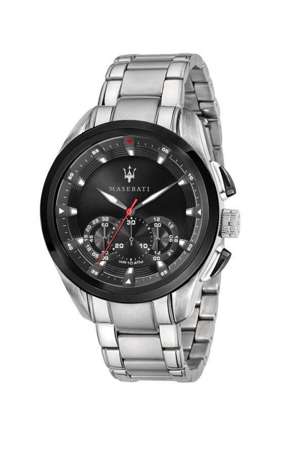 MASERATI R8873612015 Ανδρικό Ρολόι Quartz Χρονογράφος Ακριβείας
