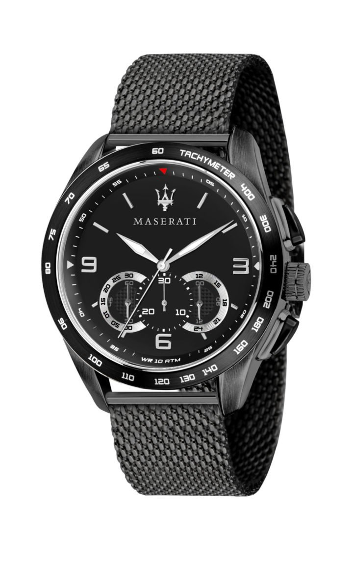 MASERATI R8873612031 Ανδρικό Ρολόι Quartz Χρονογράφος Ακριβείας