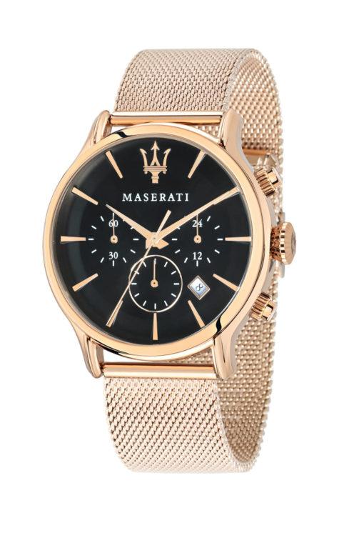 MASERATI R8873618005 Ανδρικό Ρολόι Quartz Χρονογράφος Ακριβείας