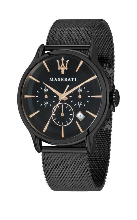 MASERATI R8873618006 Ανδρικό Ρολόι Quartz Χρονογράφος Ακριβείας