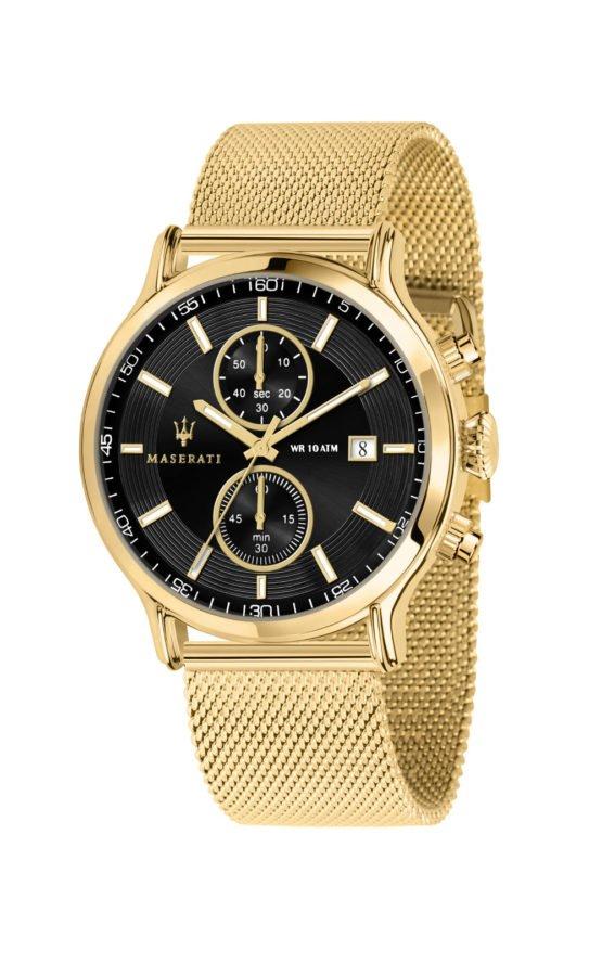 MASERATI R8873618007 Ανδρικό Ρολόι Quartz Χρονογράφος Ακριβείας