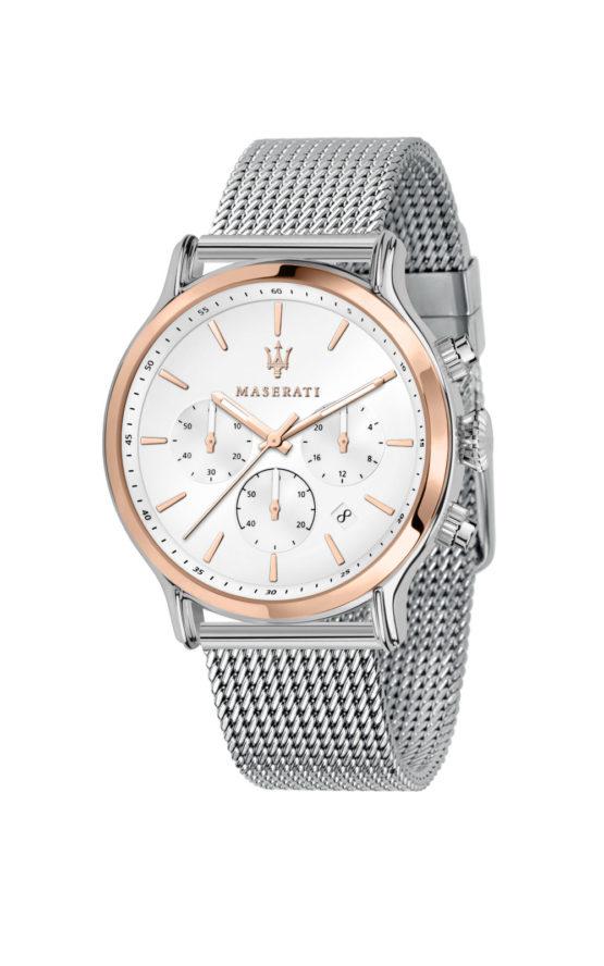 MASERATI R8873618009 Ανδρικό Ρολόι Quartz Χρονογράφος Ακριβείας