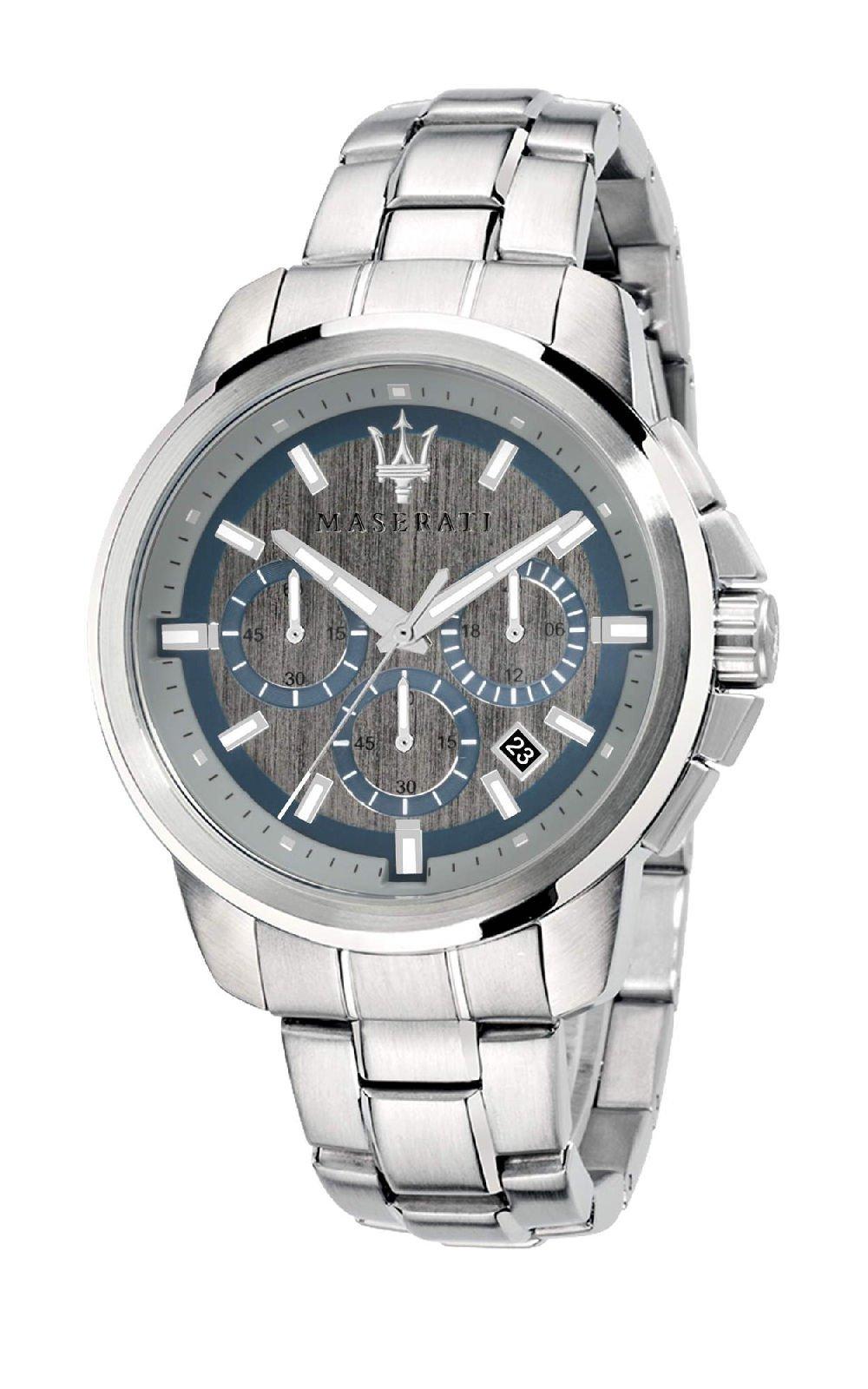 MASERATI SUCCESSO R8873621006 Ανδρικό Ρολόι Quartz Multi-Function 56685a289cf