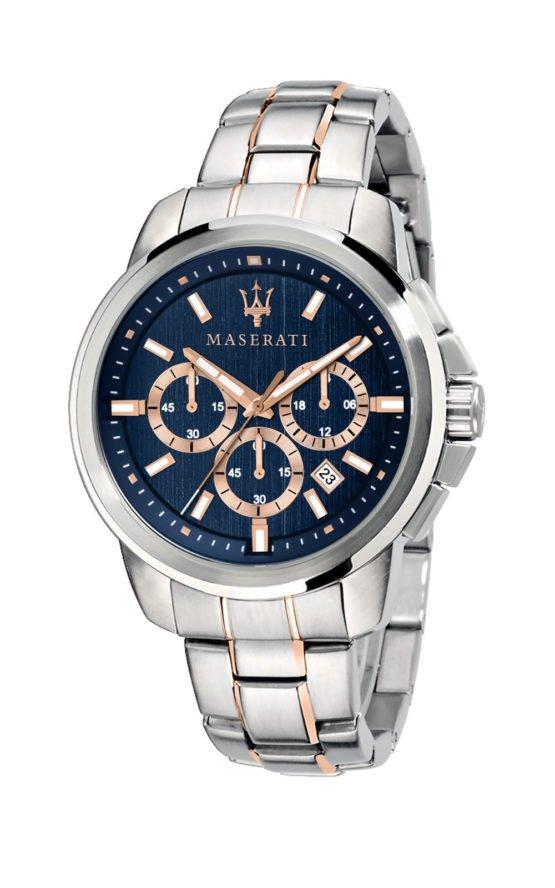 MASERATI R8873621008 Ανδρικό Ρολόι Quartz Multi-Function