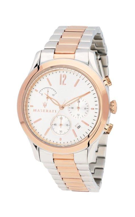 MASERATI R8873625001 Ανδρικό Ρολόι Quartz Χρονογράφος Ακριβείας