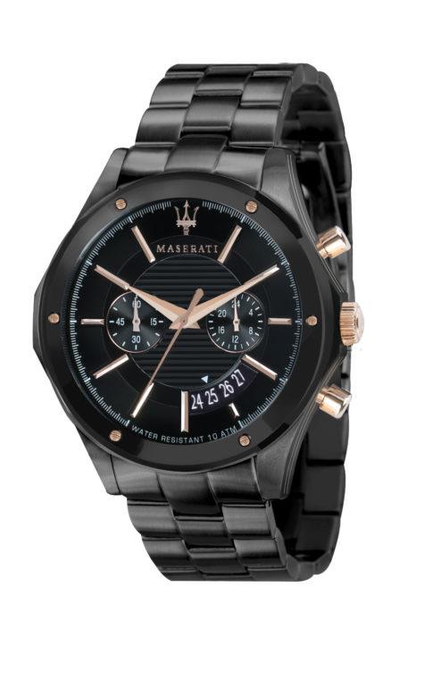 MASERATI R8873627001 Ανδρικό Ρολόι Quartz Χρονογράφος Ακριβείας