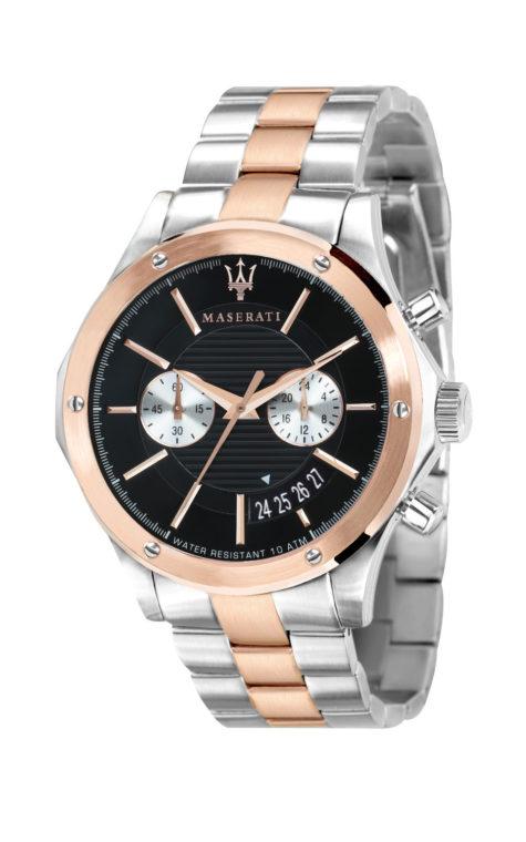 MASERATI R8873627004 Ανδρικό Ρολόι Quartz Χρονογράφος Ακριβείας