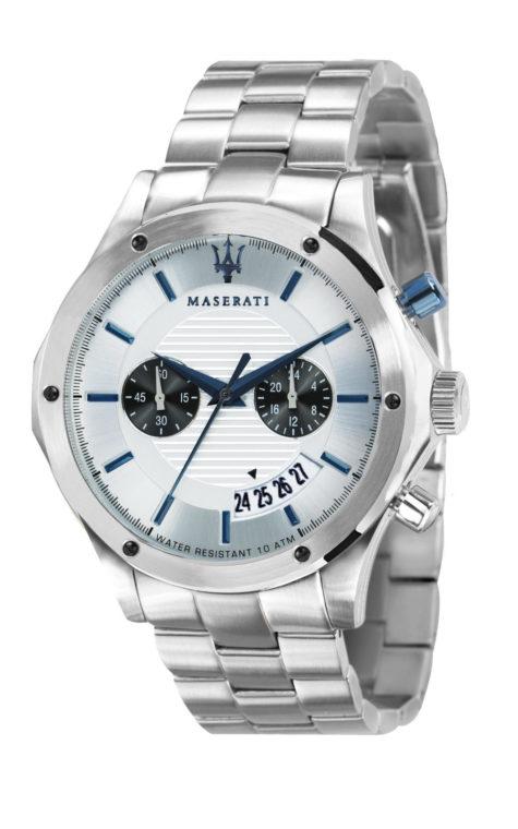 MASERATI R8873627005 Ανδρικό Ρολόι Quartz Χρονογράφος Ακριβείας