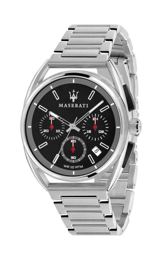 MASERATI R8873632003 Ανδρικό Ρολόι Quartz Χρονογράφος Ακριβείας