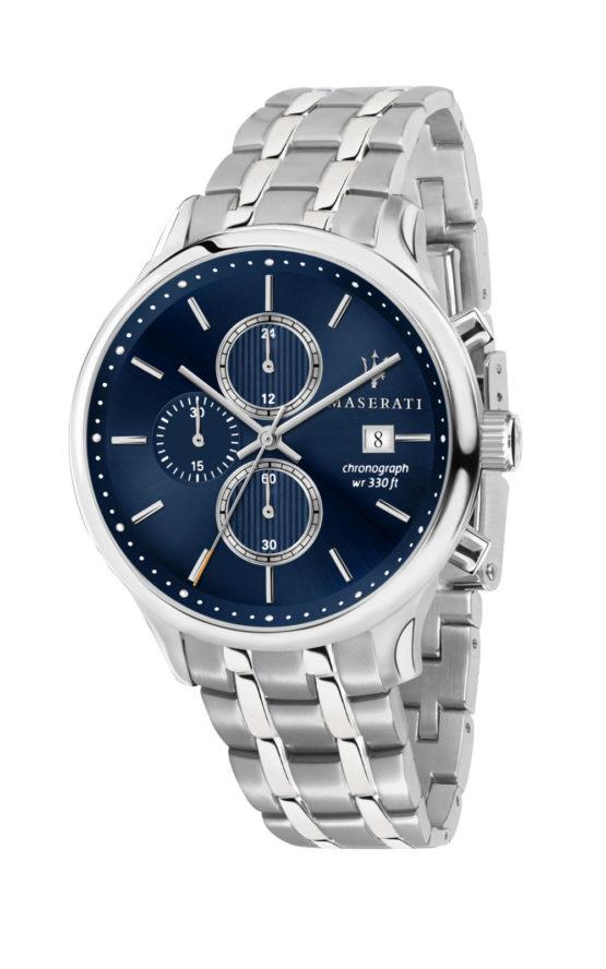 MASERATI R8873636001 Ανδρικό Ρολόι Quartz Χρονογράφος Ακριβείας