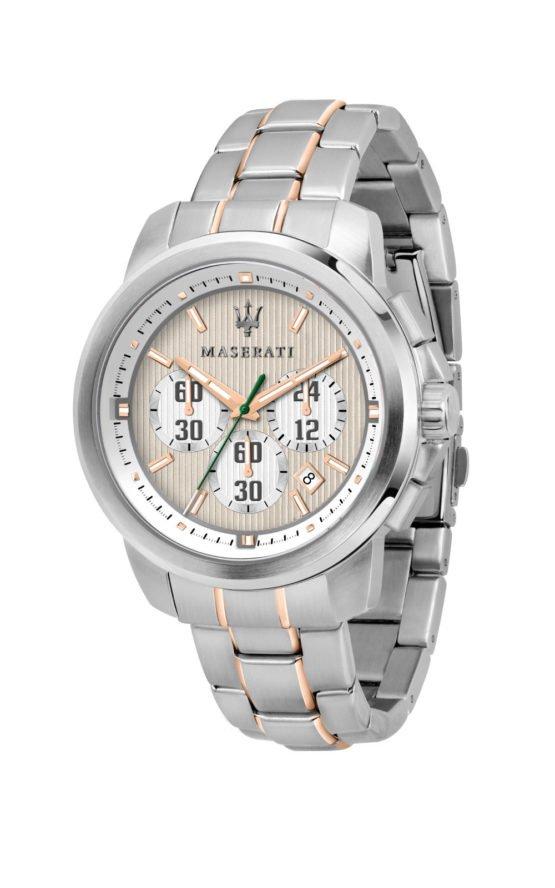 MASERATI R8873637002 Ανδρικό Ρολόι Quartz Multi-Function
