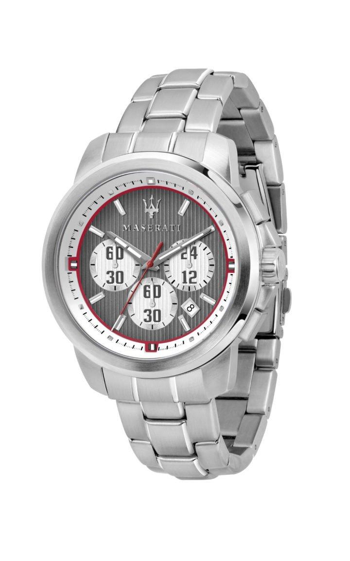 MASERATI R8873637003 Ανδρικό Ρολόι Quartz Multi-Function