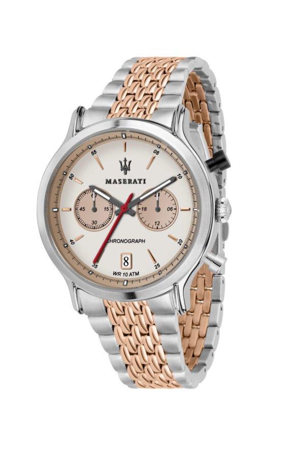 MASERATI R8873638002 Ανδρικό Ρολόι Quartz Χρονογράφος Ακριβείας
