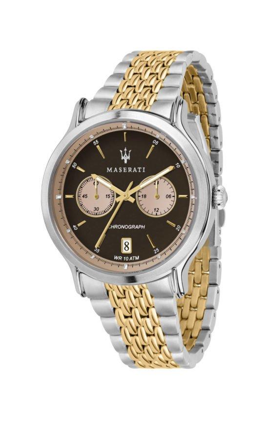 MASERATI R8873638003 Ανδρικό Ρολόι Quartz Χρονογράφος Ακριβείας