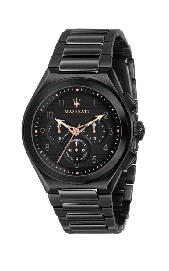 MASERATI R8873639003 Ανδρικό Ρολόι Quartz Χρονογράφος Ακριβείας