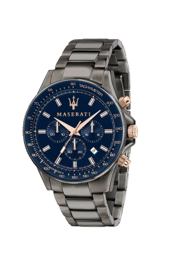 MASERATI R8873640001 Ανδρικό Ρολόι Quartz Χρονογράφος Ακριβείας