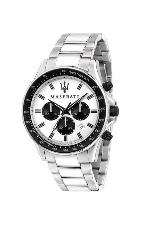 MASERATI R8873640003 Ανδρικό Ρολόι Quartz Χρονογράφος Ακριβείας