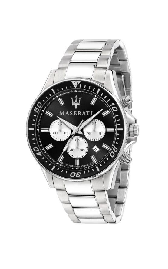 MASERATI R8873640004 Ανδρικό Ρολόι Quartz Χρονογράφος Ακριβείας
