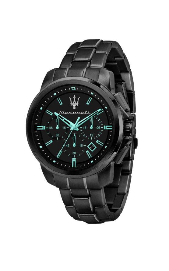 MASERATI R8873644003 Ανδρικό Ρολόι Quartz Χρονογράφος Ακριβείας