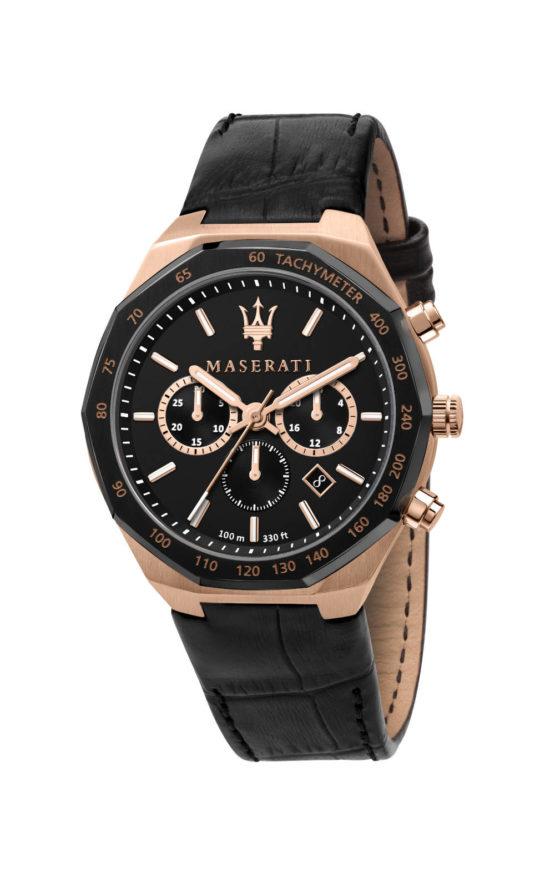 MASERATI STILE R8871642001 Ανδρικό Ρολόι Quartz Χρονογράφος Ακριβείας