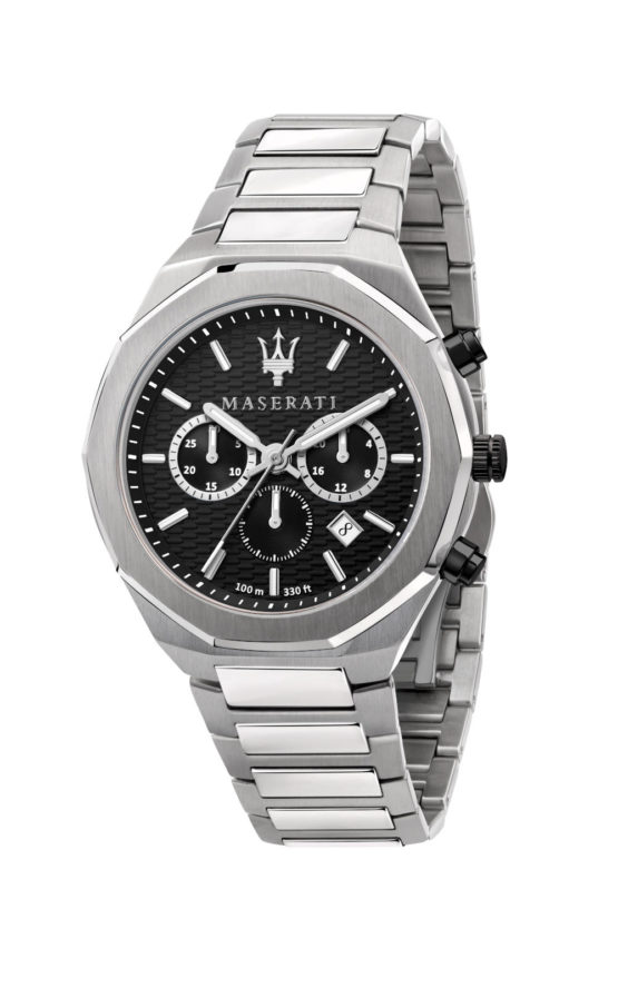 MASERATI STILE R8873642004 Ανδρικό Ρολόι Quartz Χρονογράφος Ακριβείας