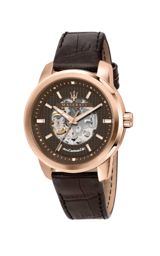 MASERATI SUCCESSO R8821121001 Ανδρικό Ρολόι Αυτόματο