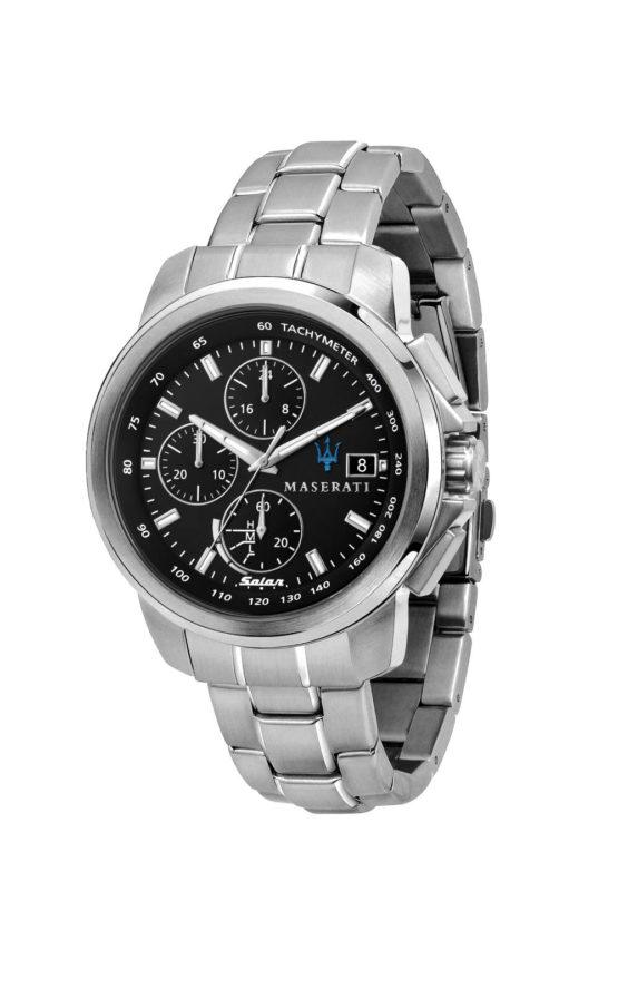 MASERATI SUCCESSO R8873645003 Ανδρικό Ρολόι Only Solar Time