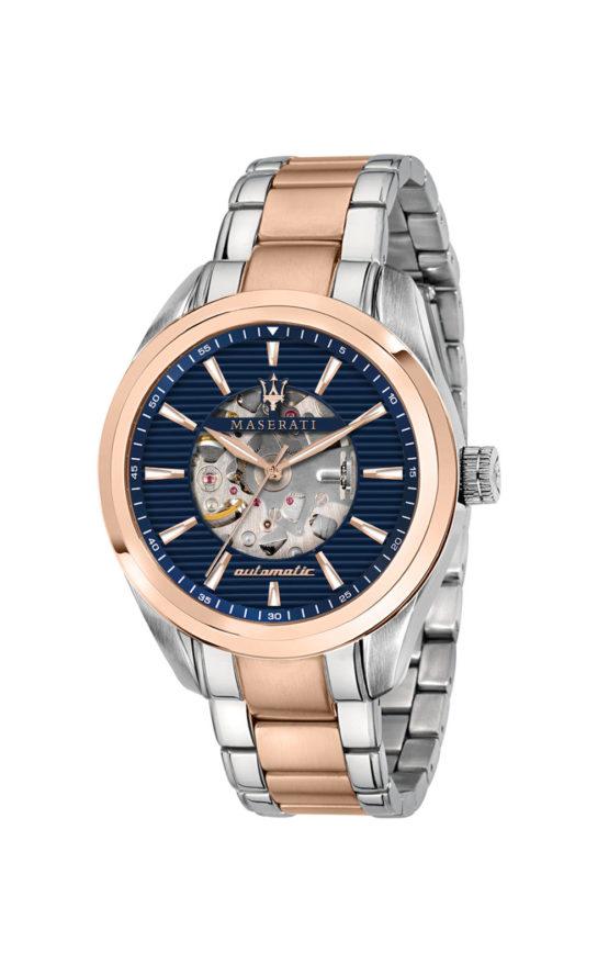 MASERATI TRAGUARDO R8823112005 Ανδρικό Ρολόι Αυτόματο