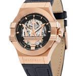 MASERATI R8821108002 Αντρικό Ρολόι Αυτόματο