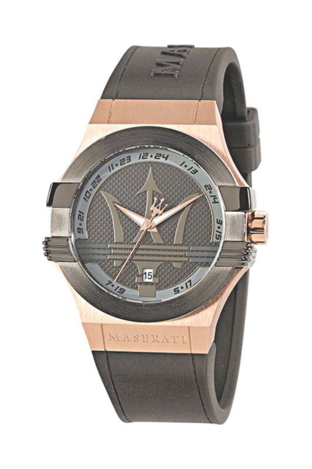MASERATI R8851108002 Ανδρικό Ρολόι Quartz Ακριβείας
